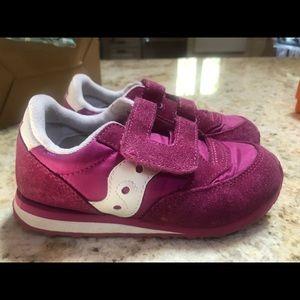Saucony jazz toddler sneaker
